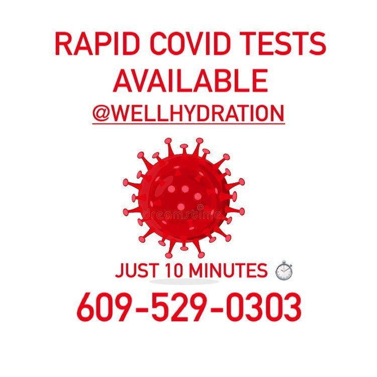 LBI Don't wait!  Rapid results in just 10 minutes!  Call for an appointment 609-529-…