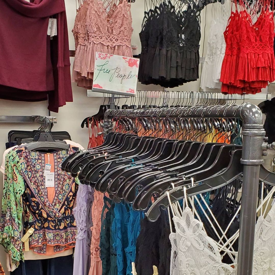 LBI Free People. Fully stocked. On Sale NOW.  Shop inside or  732.428.7664          …