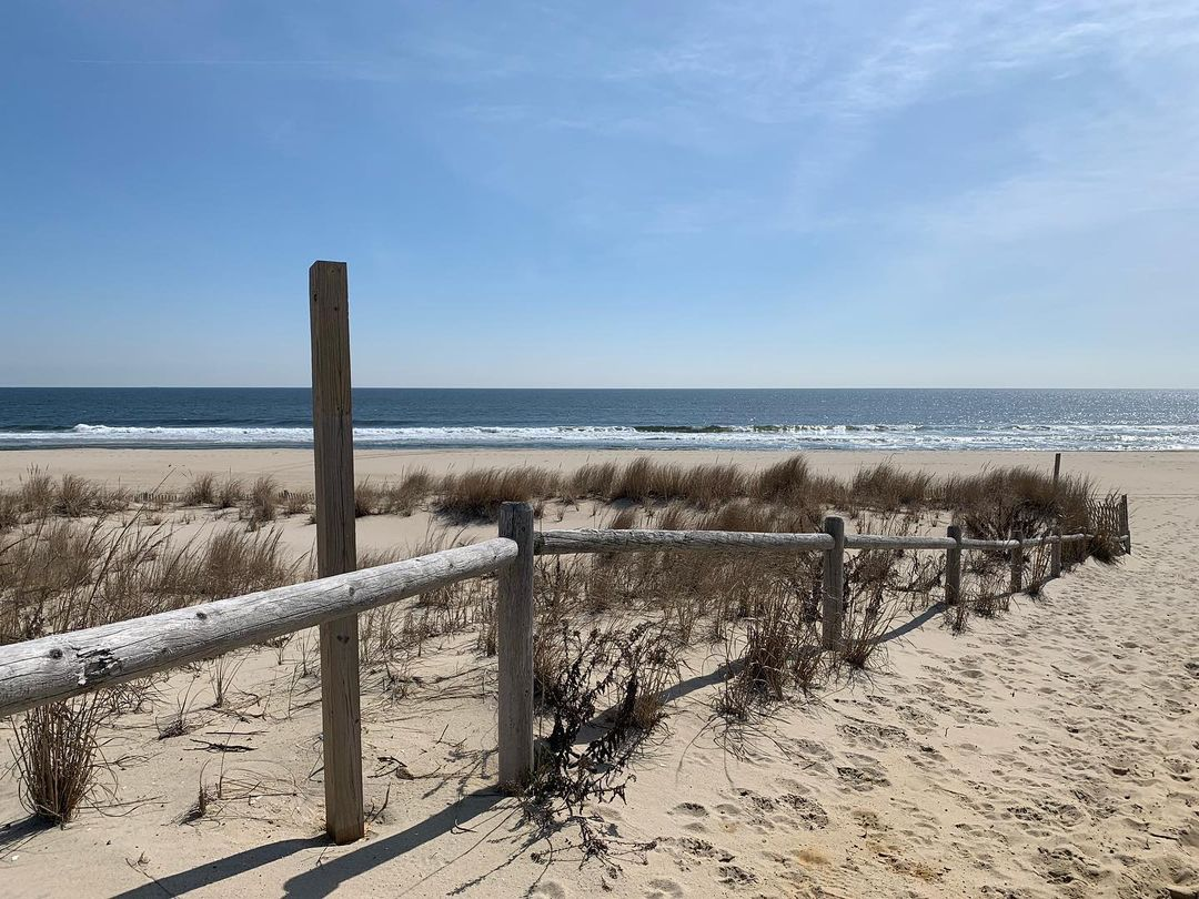 LBI Grateful for my health and beautiful sunny days like this one during times like …