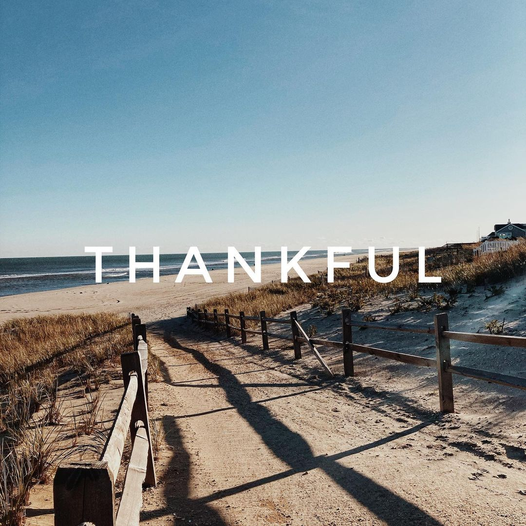 Read more about the article LBI Happy Thanksgiving!  I am so thankful for all the love and support I've felt fro…