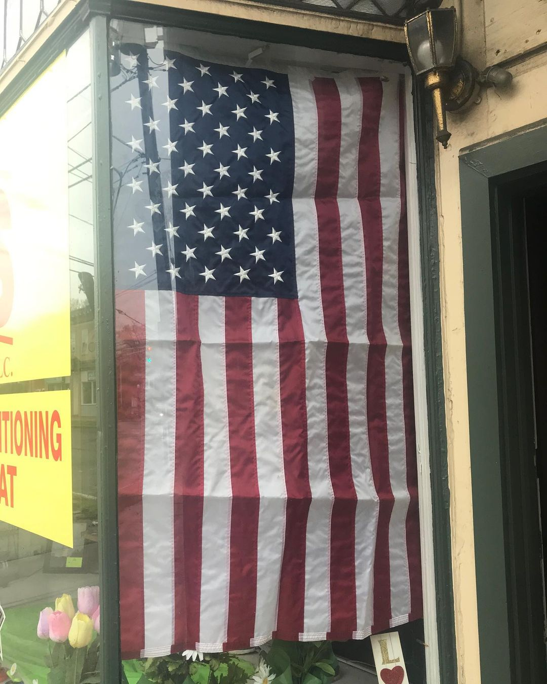 LBI I haven't flown this flag since 9-11-2001.  After almost 20 years This flag flie…