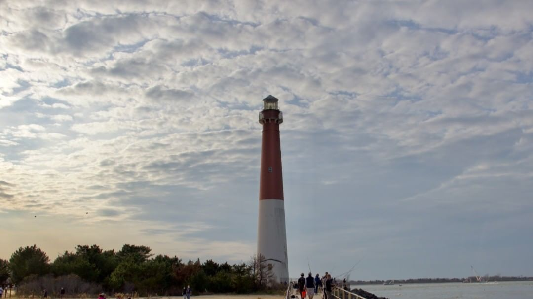 LBI I still remember the first time my dad took me to meet Old Barney.  Love that my…