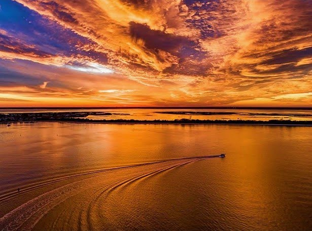 LBI I think everyone needs a break from politics, so I'll be reposting all the sunse…