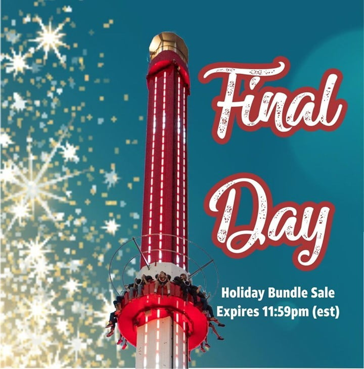 LBI It's the last day to get our Holiday Bundle! This package includes a limited edi…