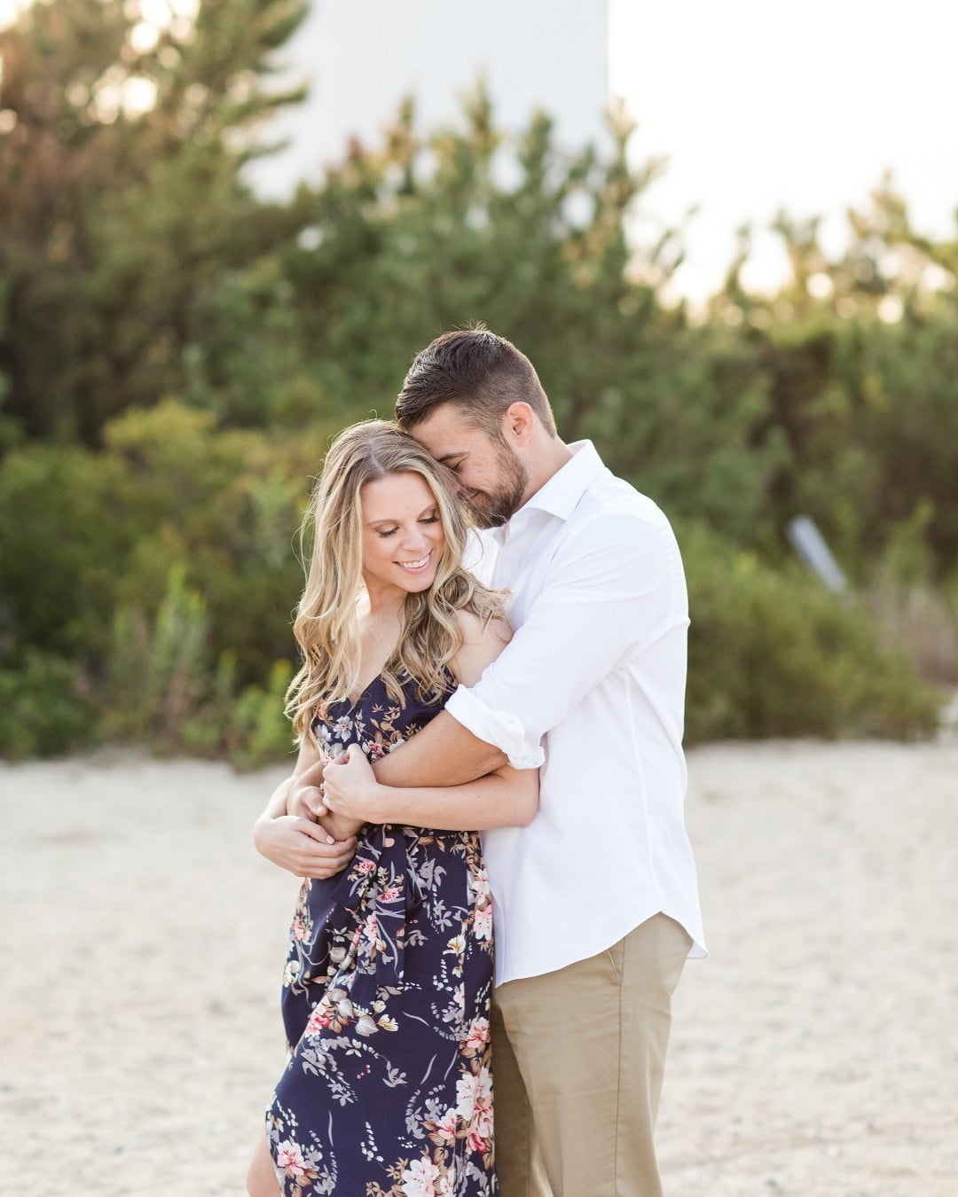 """LBI """"Kristin's love of her family as well as mine means the world to me. Also, how w…"""