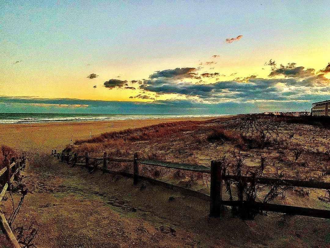 LBI Late in the day in paradise.               …