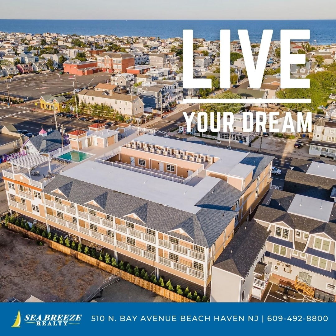 LBI Live out your dreams, in LBI. Call now: 609-492-8800 •                          …