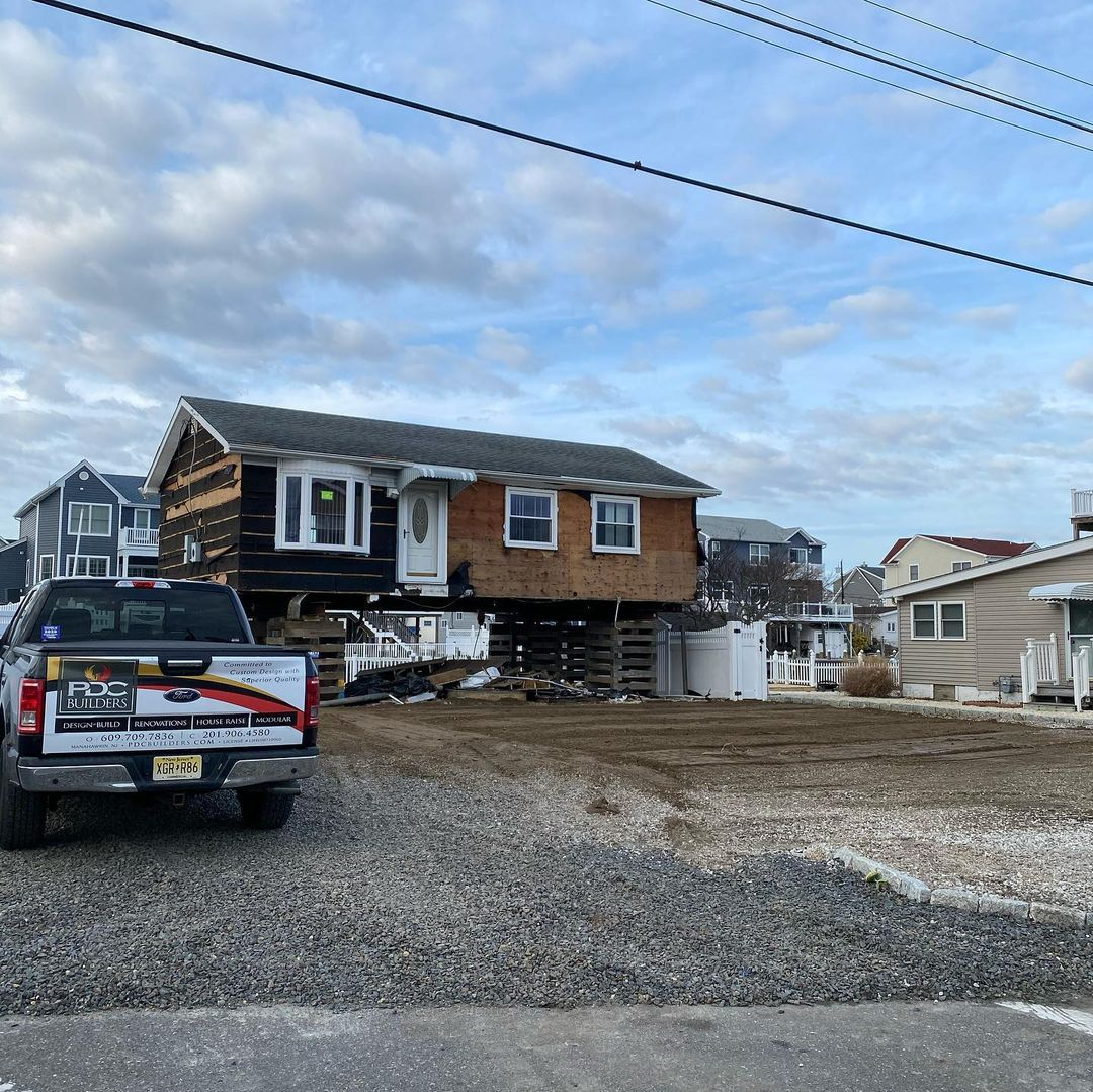 Read more about the article LBI Lot cleared and ready for engineer mark out so we  can drive  piles for the new …