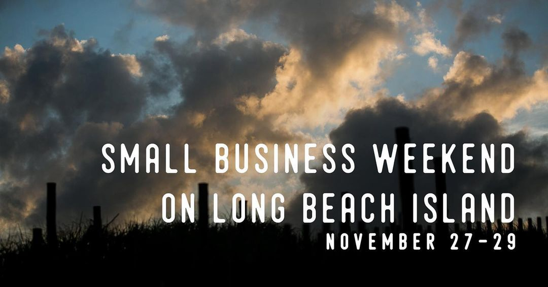 LBI NEW BLOG: We   but we're making Small Business WEEKEND a thing this year  Enjoy …