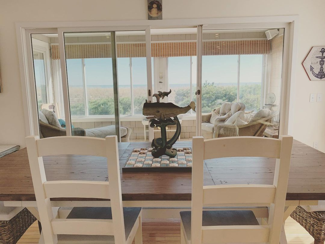 LBI Ocean views from every room in the house!  12 A East Essex Ave. Harvey Cedars, N…