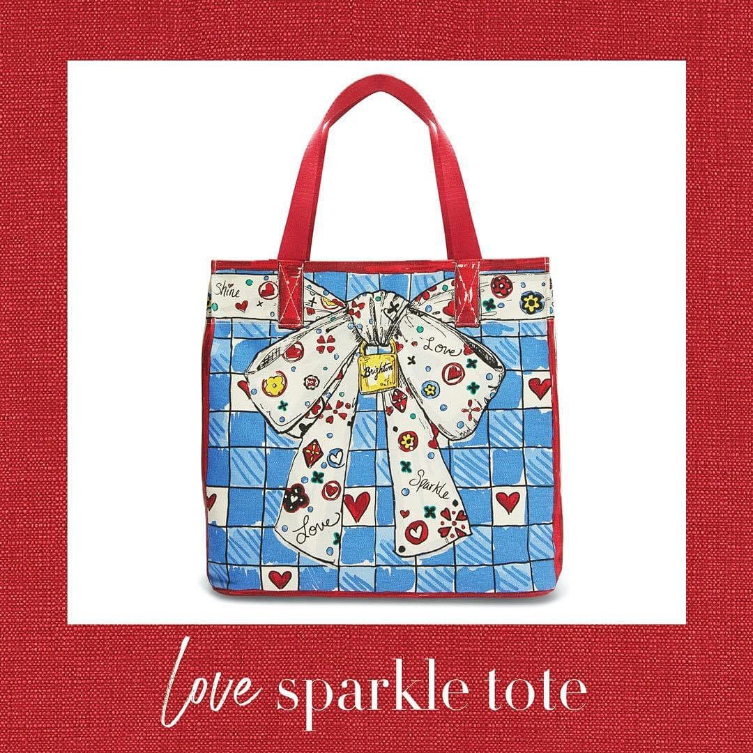 LBI Oh What Fun and just in time for the Holidays!  Receive Brighton's Love Sparkle …