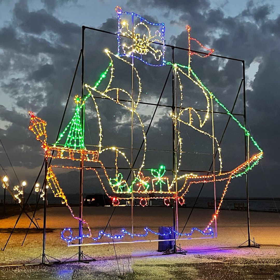 LBI Pirate holidays. . .                                  …