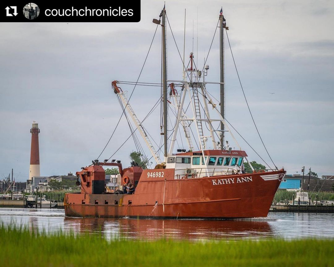 LBI She's back from MAAA to pack this morning as the first of two scallop trips to p…