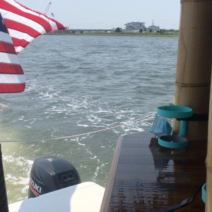 """LBI Sometimes you need a Tiki Cruise   and some vitamin """"SEA"""" to help you relax and …"""