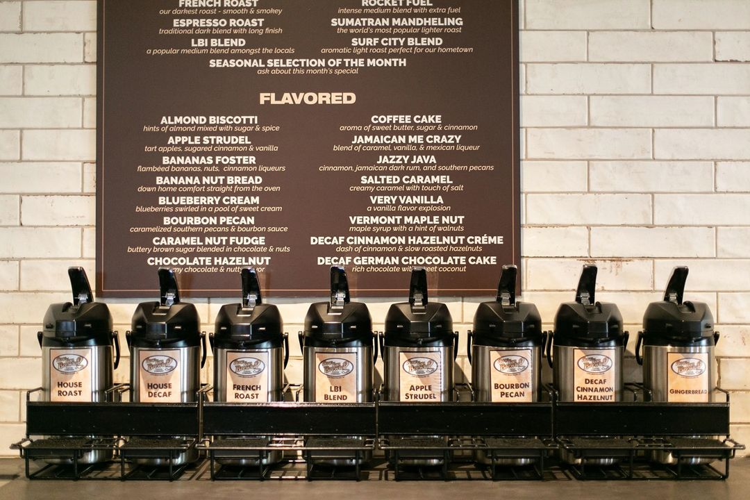 LBI The beauty of our hot brew lineup is that it's constantly in flux.  We change up…