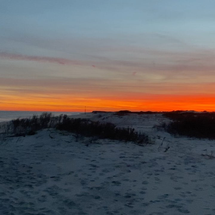 LBI This sky was              …