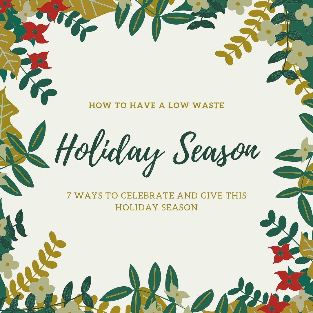 LBI Waste free holiday season is possible!          …