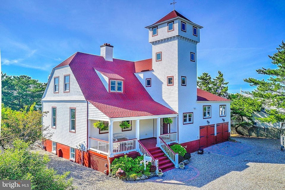LBI Welcome to one of the most unique and storied homes on Long Beach Island  . This…