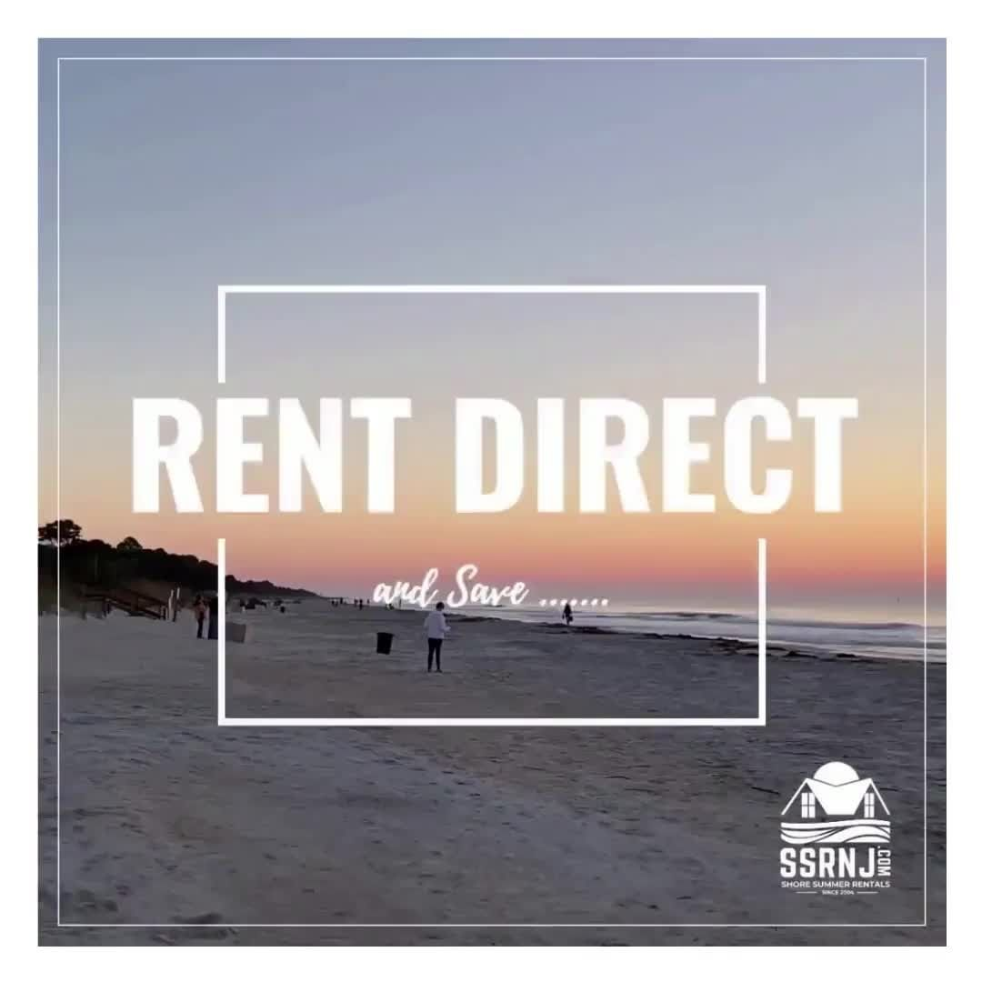 LBI Why choose ShoreSummerRentals.com? Our renters do NOT pay booking fees or the NJ…