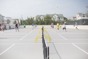 Pickleball Courts in Beach Haven Might Stay at Six