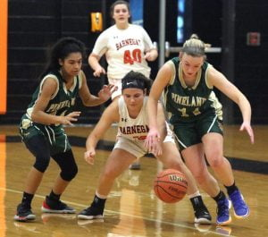 Pinelands Regional Girls Basketball Team Holds Off Barnegat Twice During Opening Week