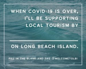 LBI We encourage everyone to follow the directives put forth by the State of NJ and …