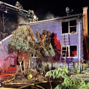 Faulty Wiring Caused House Fire on South Union Street