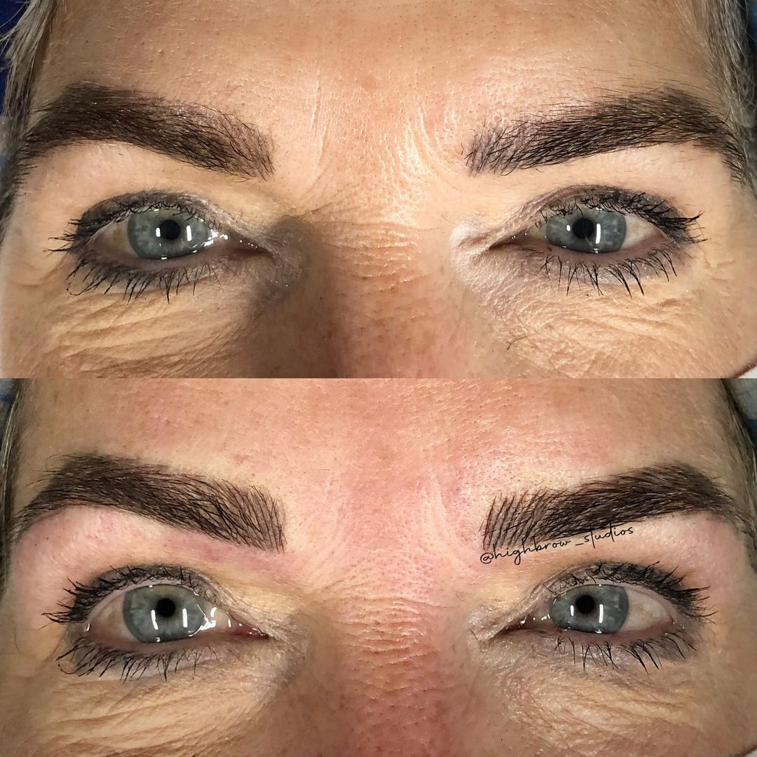 Read more about the article LBI Annual fluff-up on these bold and beautiful brows .. .. – – –                   …