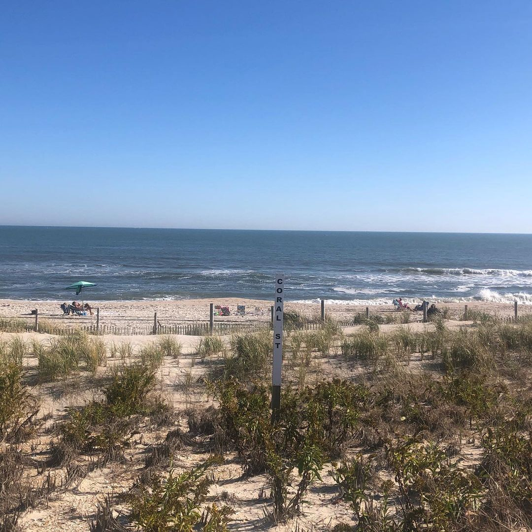 LBI Bring your umbrella, beach chair and towel today.  It's a gorgeous sunny day!   …