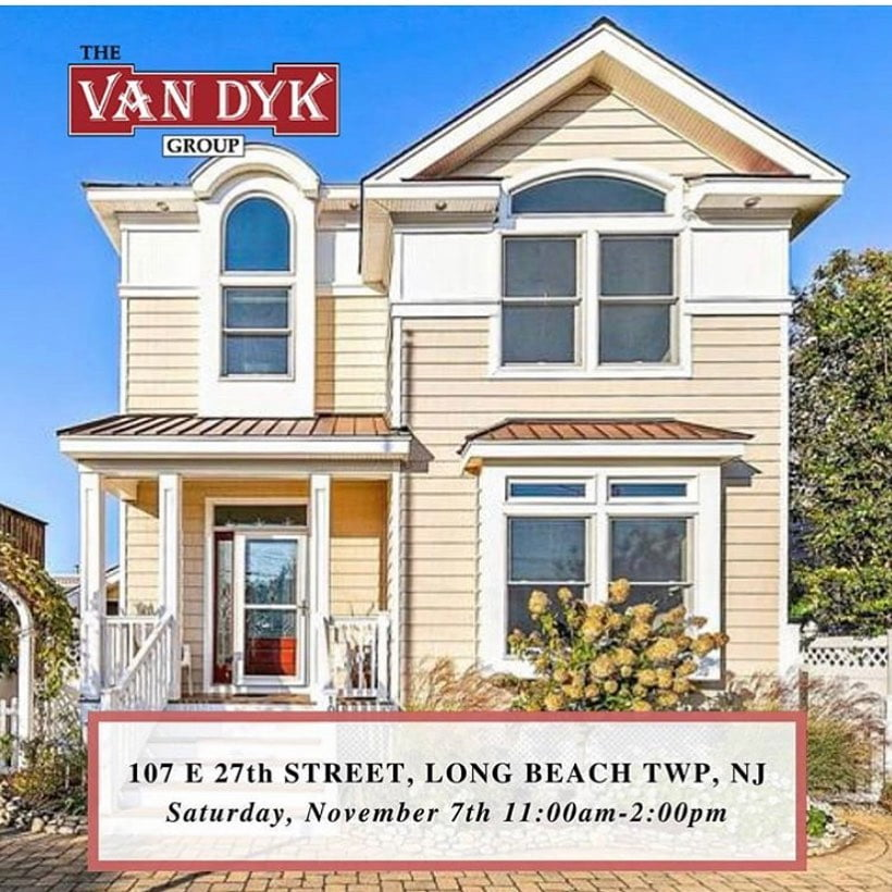 Read more about the article LBI Check out this amazing open house today!! $1,595,000 on the Oceanside in Spray!…