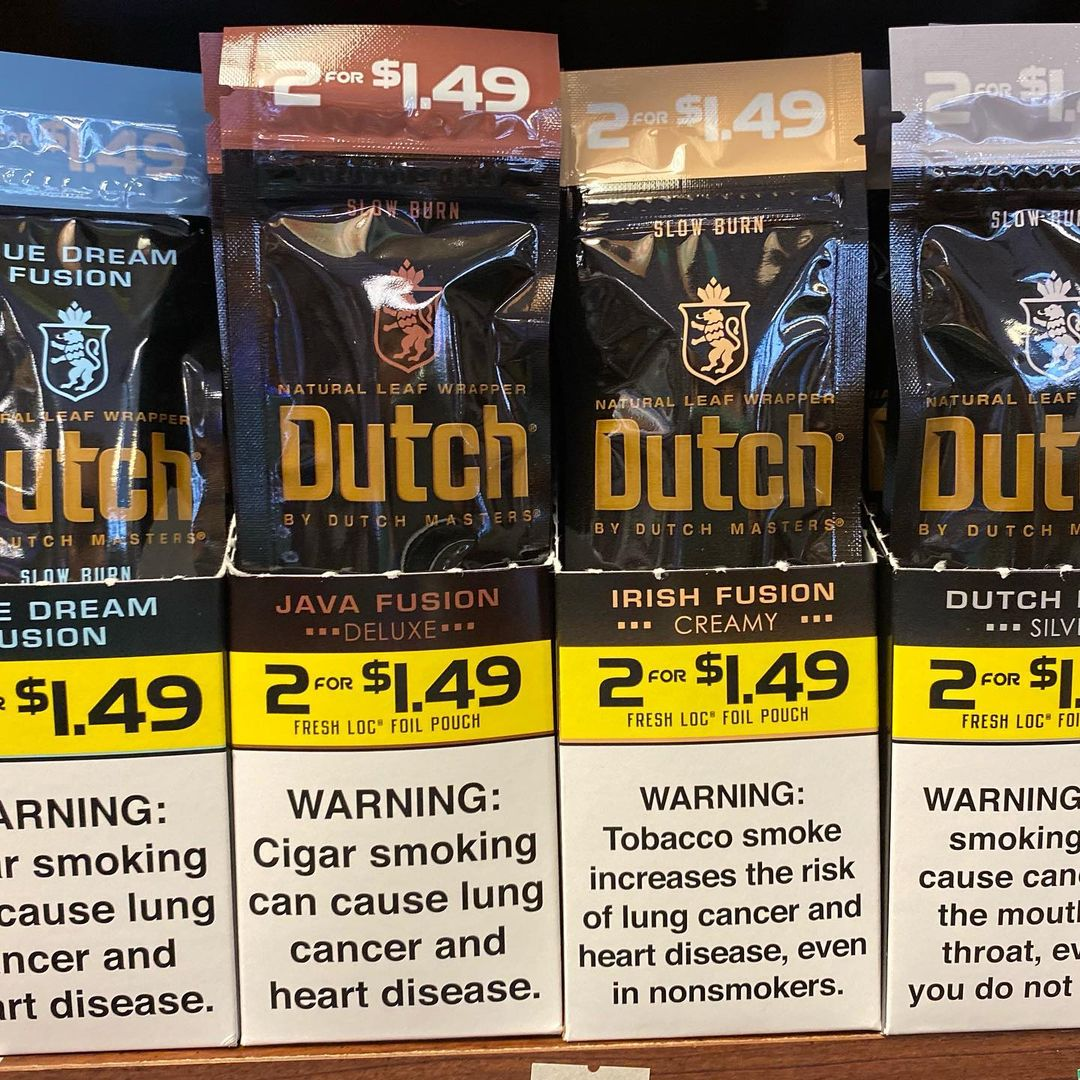LBI Dutch, I have all the permissible flavors.                              …