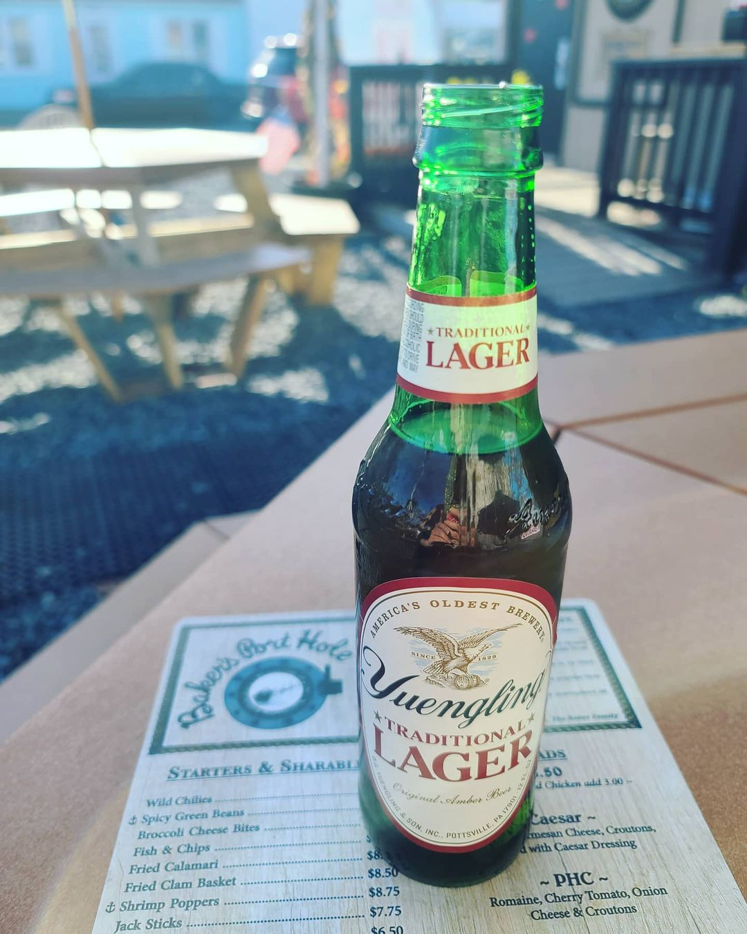 LBI I miss moseying up to the bar at my favorite local place  but at least the weath…