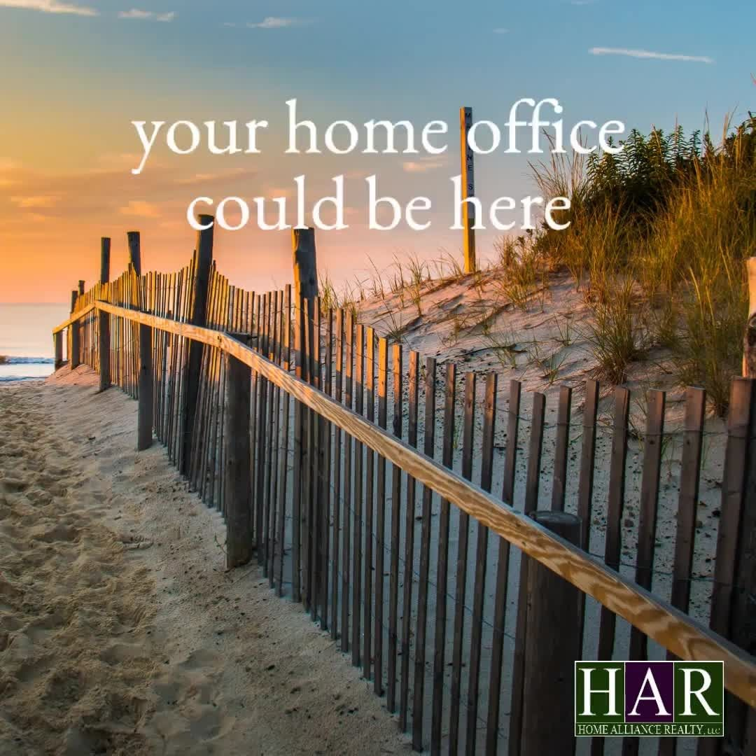 LBI If 2020 taught us anything, it's that we can work ANYWHERE! If you love the bea…