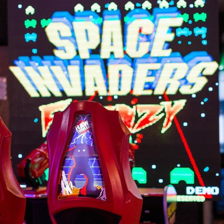 Read more about the article LBI If you've ever played Space Invaders then you'll love Space Invaders Frenzy! Pla…