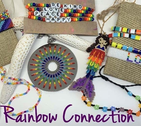 LBI Our Rainbow Connection line isn't just about a beautiful array of colors. It is …