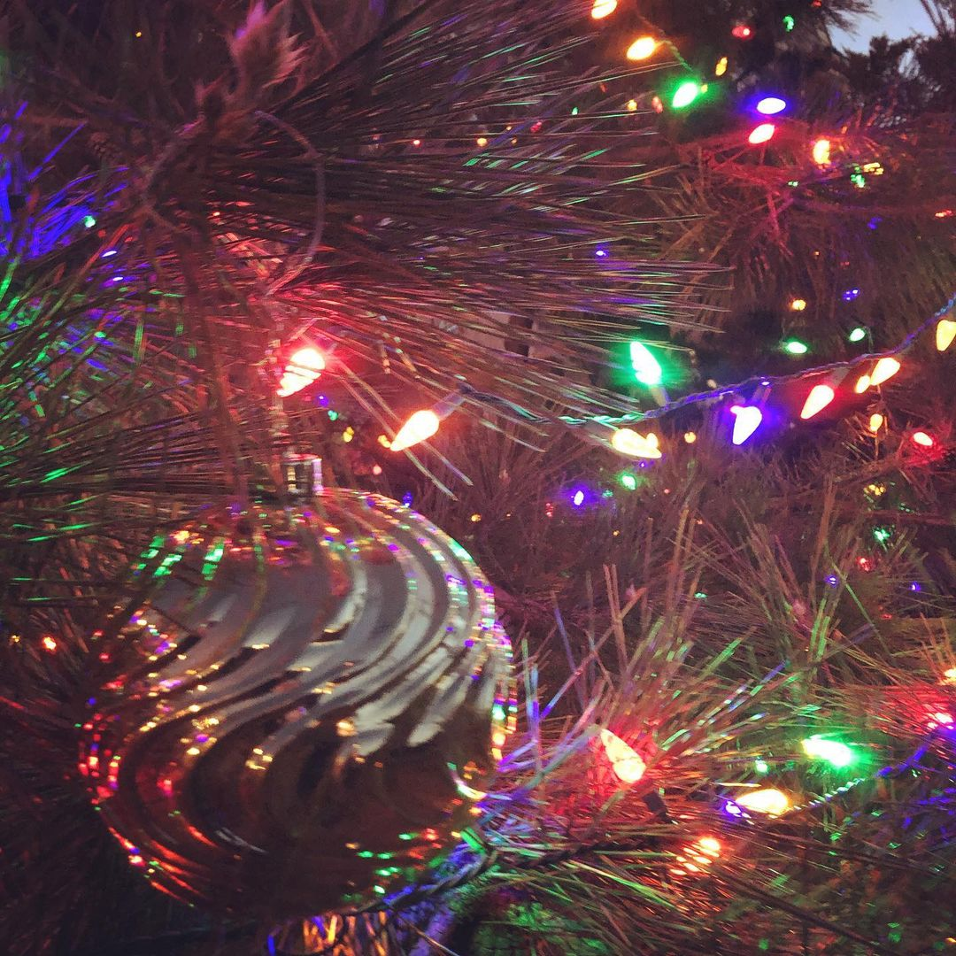 LBI Peace is the number one beautiful ornament you can wear, I really believe that. …