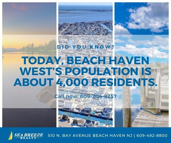 LBI Today, Beach Haven West is home to around 4,000 residents. Call now: 609-204-825…
