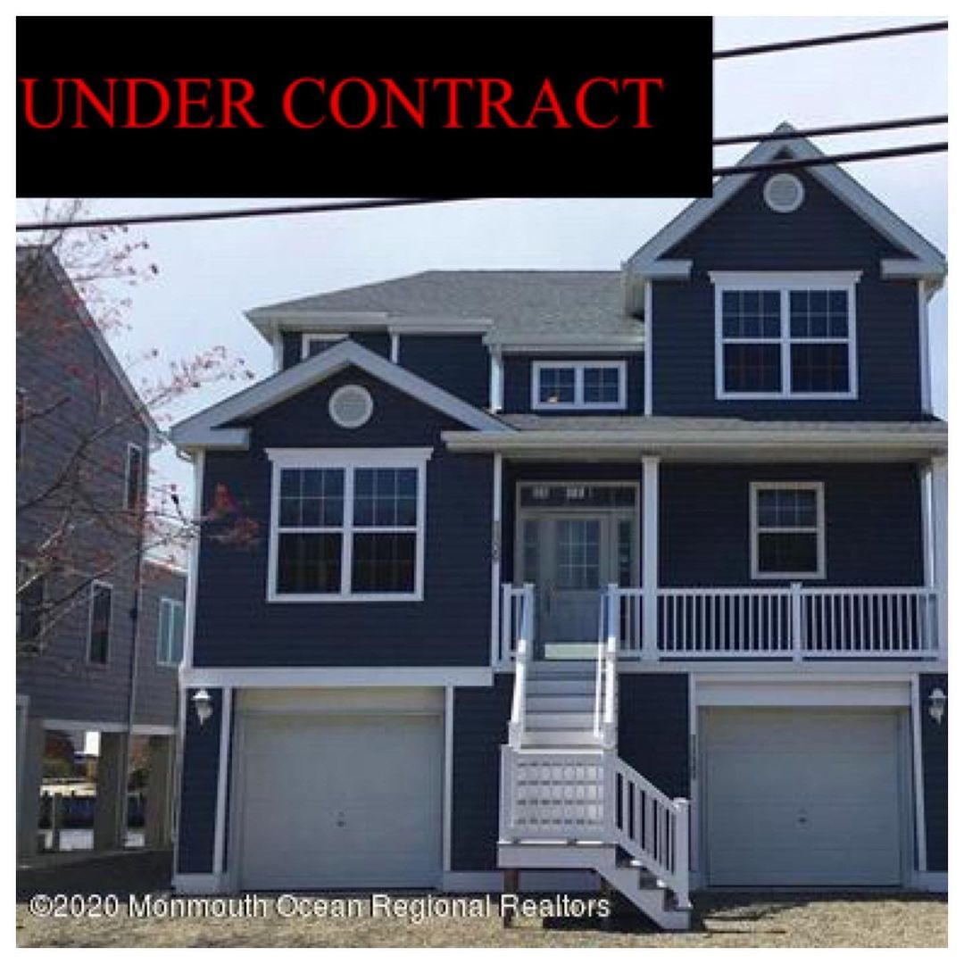 LBI UNDER CONTRACT  1139 Mill Creek Road, Beach Haven West  Listing Price: $679,000 …