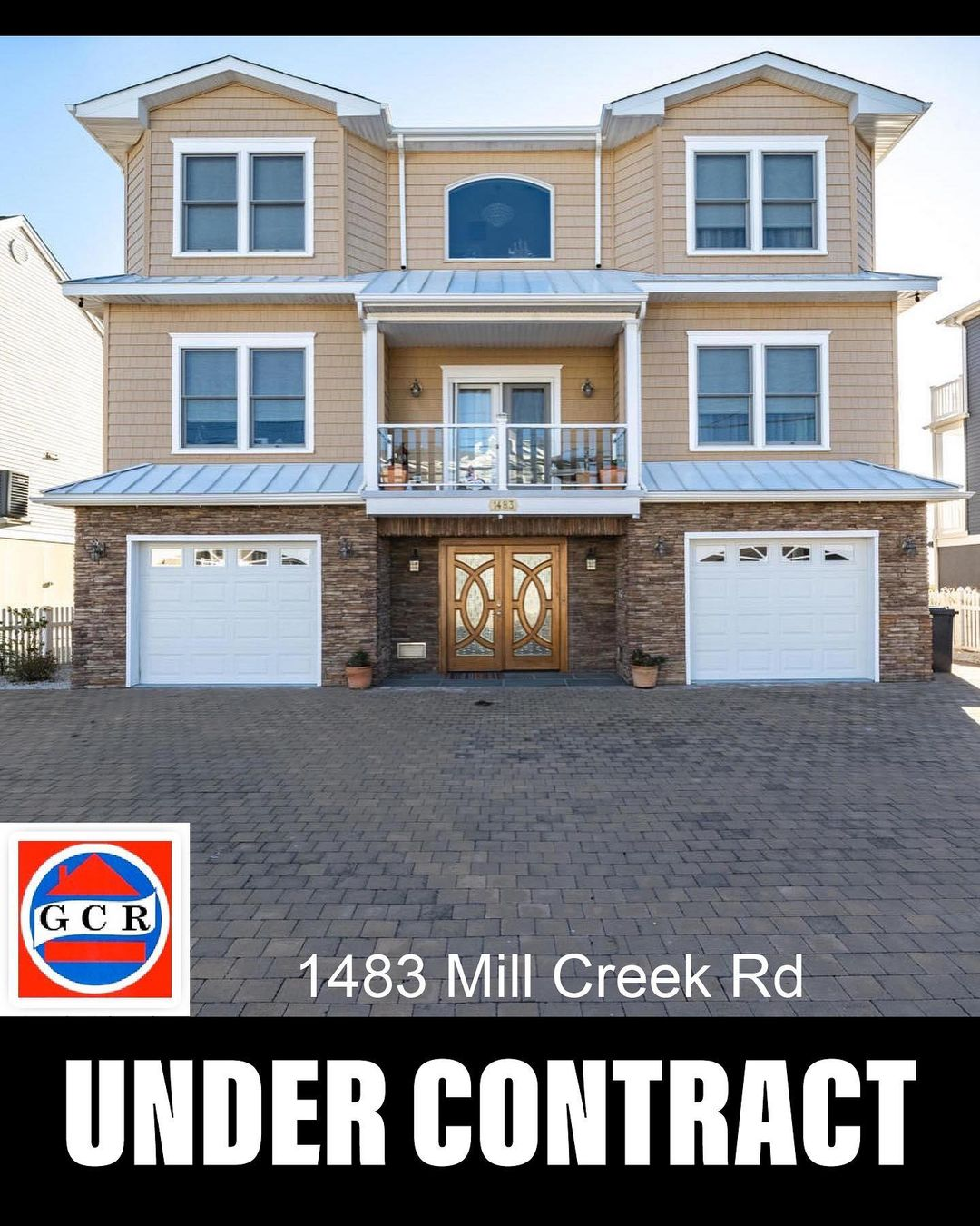 LBI UNDER CONTRACT 1483 Mill Creek Road, Beach Haven West Listing Price: $1,250,000…