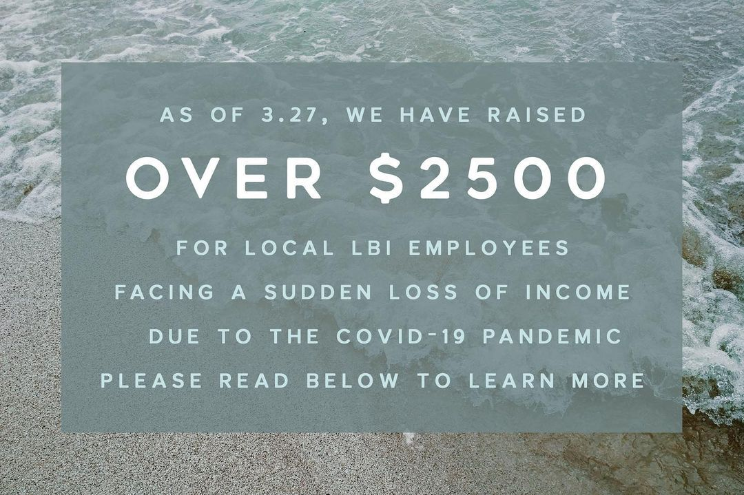 LBI We are raising funds to provide emergency aid to local LBI employees who are fac…