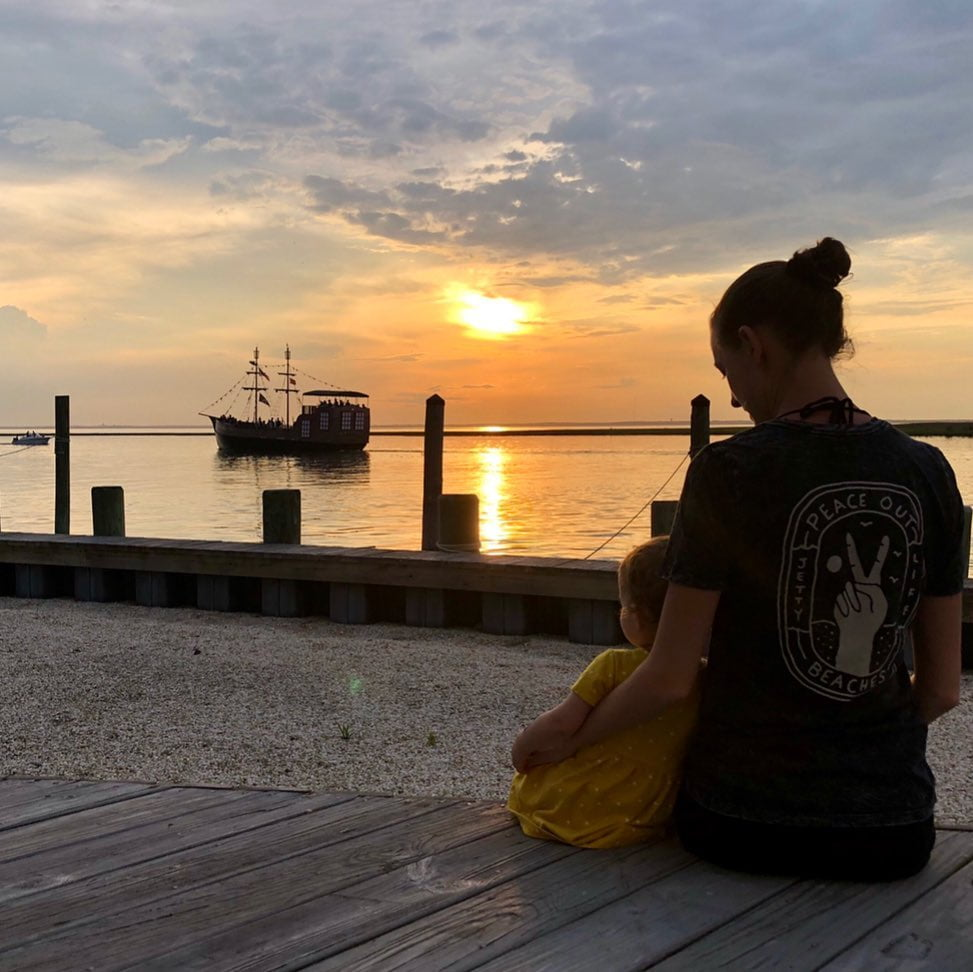 LBI Who's ready for sunsets on the bay? After our first summer on Airbnb we are happ…