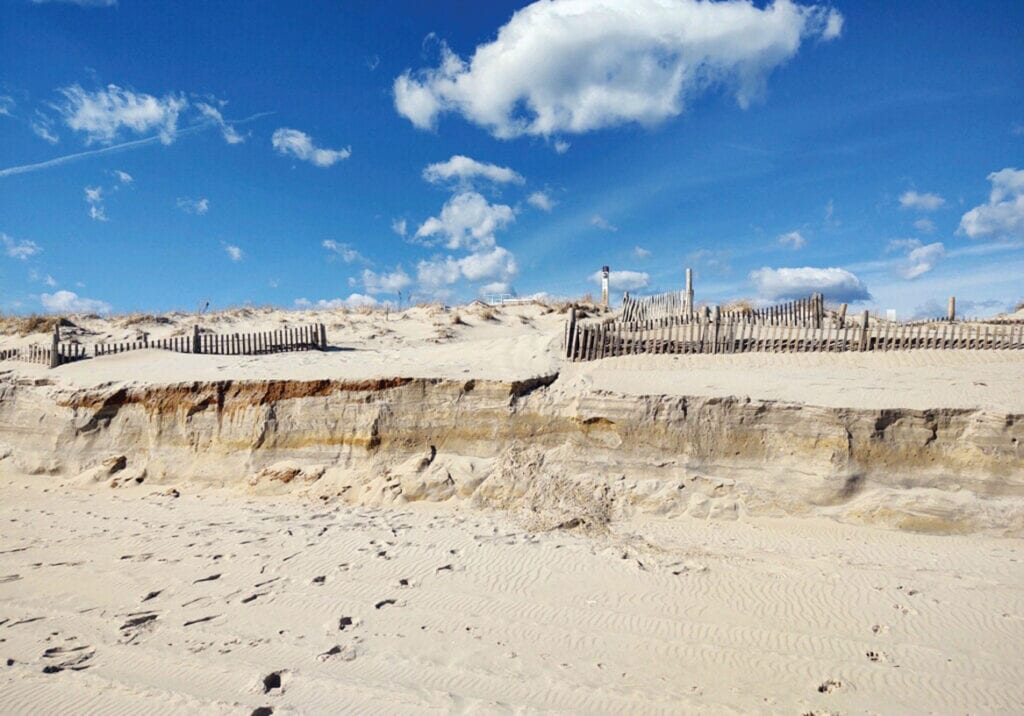 Read more about the article Long Beach Township Works to Repair Beaches Following Storm Damage