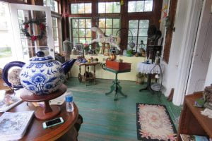 Reserve for Tea and Tour at Tuckerton Seaport