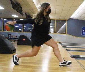 Xiques Finishes Regular Season in Big Way as Barnegat Bowling Teams Cruise