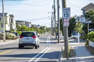 Long Beach Township Lowering Speed Limit on Ocean Roads April 1-Oct. 15