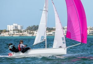 Read more about the article Melges 15 Boat Provides Sleek, More Affordable Way for Adults to Sail
