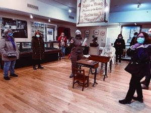 Read more about the article Women's Suffrage Honored at Tuckerton Seaport