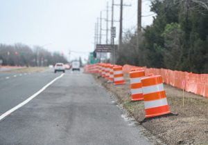 All Signs Point to Marsha Drive Road Work Beginning