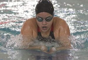 Read more about the article Southern Girls, Boys Swim Squads Oust South to Complete Undefeated Seasons