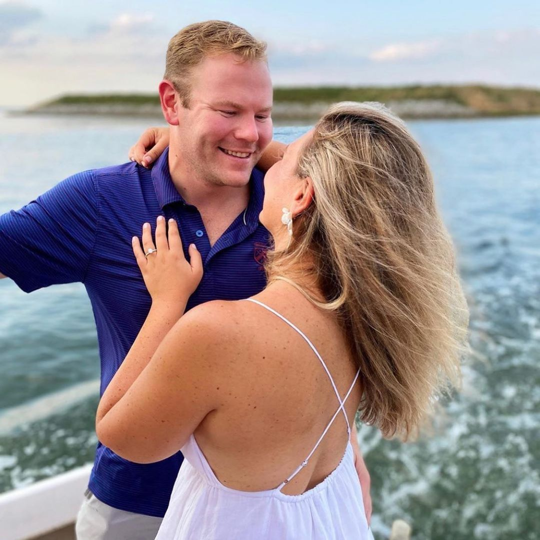 LBI Congratulations to this beautiful couple on their engagement!   REPOST   2020 is…